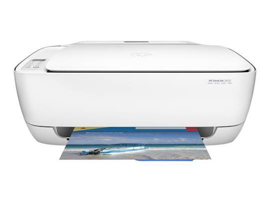 HP Deskjet 3630 All in One Multifunction Printer