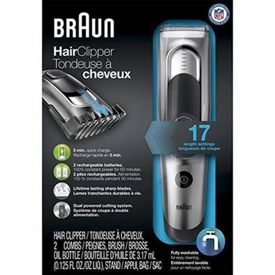 Braun deals-  NEW- Master cartons