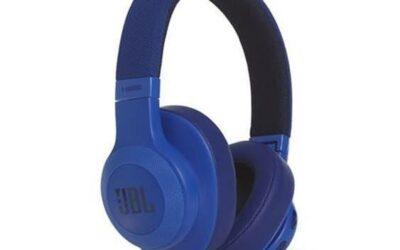 JBL E55BT-   Bluetooth Wireless Headphones( Blue)  NEW
