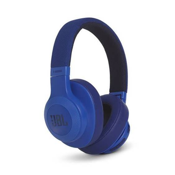 JBL E55BT-   Bluetooth Wireless Headphones( Blue)  NEW