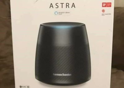 Harmon Kardon  ASTRA Bluetooth Speakers with ALEXA VOICE ACTIVATED