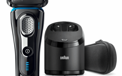 BRAUN SHAVER Model 9-9280CC-  Dual Voltage