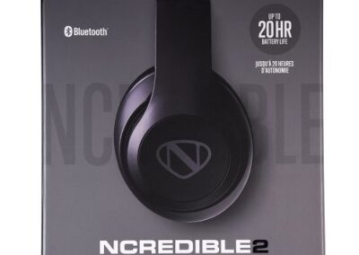 NCredible2 Over-Ear Wireless Headphones by Nick Cannon